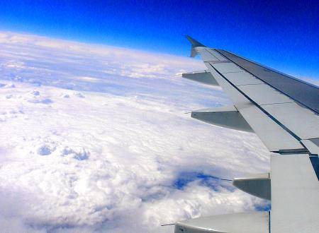 Flugzeug_Tragfläche