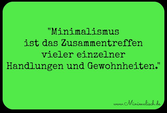 Minimalismus f r nicht minimalisten for Minimalismus lebensstil