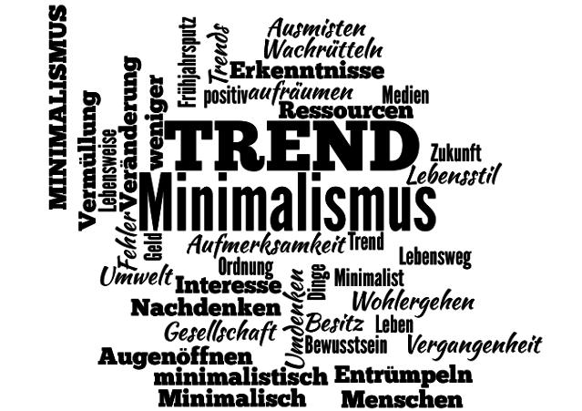 Minimalismus_ist_kein_Trend_Cloud