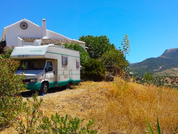 Idylle_Spanien_El_Camino_Verde_Minimalisch