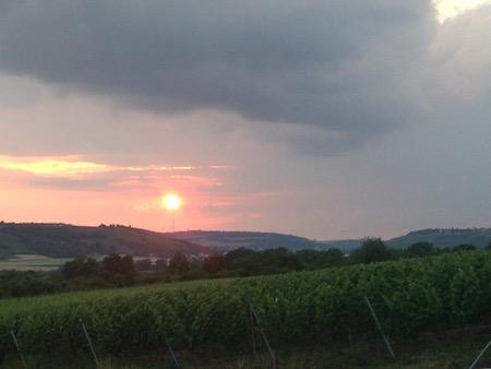 Sonnenuntergang_Würzburg