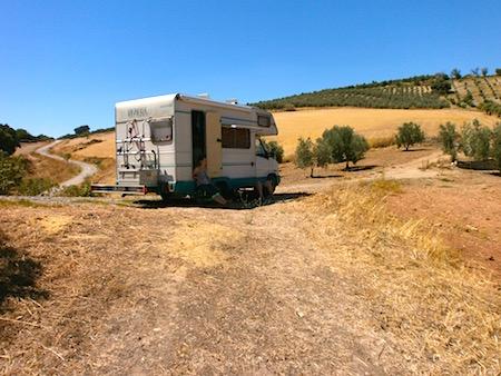 Abenteuer_Spanien_Minimalisch_Wohnmobil